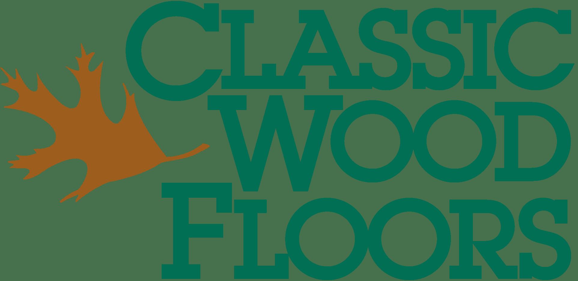 Classic Wood Logo