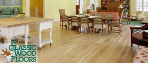 Classic Wood Floors - Wide Plank Flooring