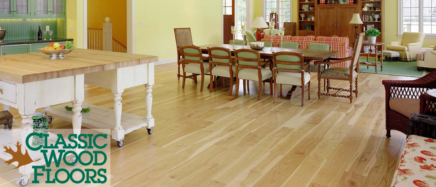 Classic Wood Floors - Wide Plank Flooring
