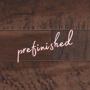 hardwood-prefinished
