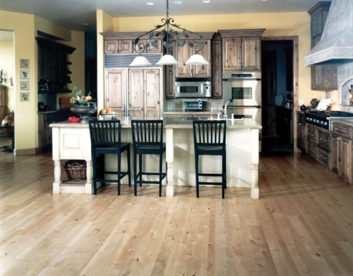 Knotty Alder Natural Hardwood Flooring