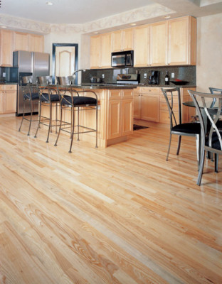 Common Red Oak Natural - Classic Wood Floors