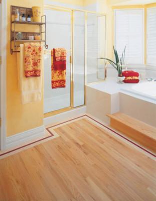 Common Red Oak Natural Hardwood Flooring