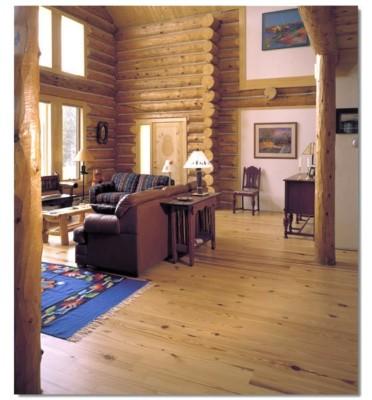 Southern Pine Natural Hardwood Flooring