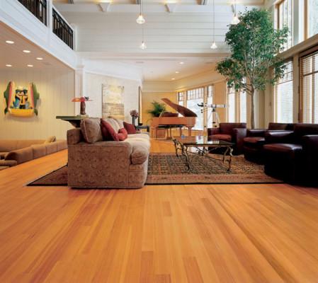 Riftsawn White Oak Natural Hardwood Flooring