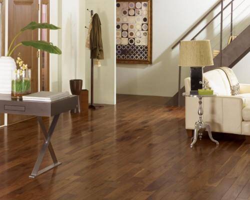Character Walnut Hardwood Flooring
