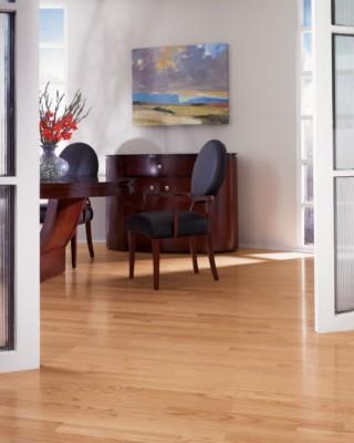 Color Nat Red Oak Hardwood Flooring