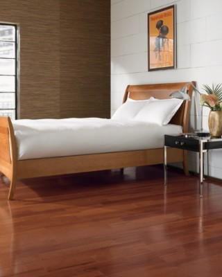 Specialty Hickory Nutmeg Hardwood Flooring