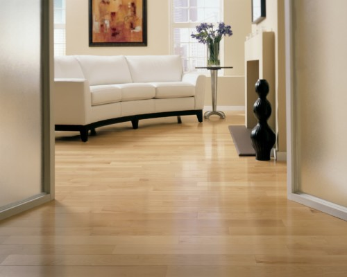 Specialty Maple Natural Hardwood Flooring