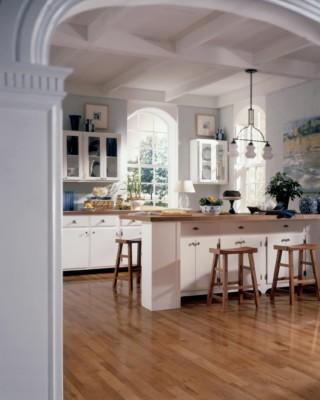Specialty Maple Tumbleweed Hardwood Flooring
