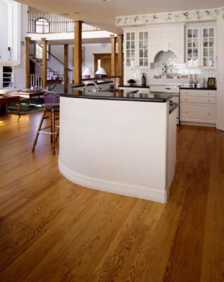 Select Red Oak Medium Stain