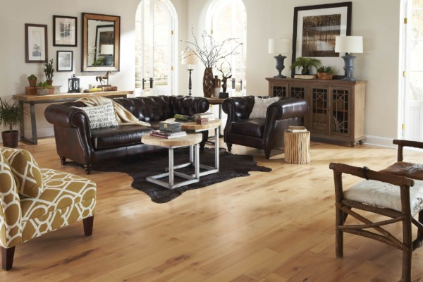Character Collection Maple Pine Room Hardwood Flooring