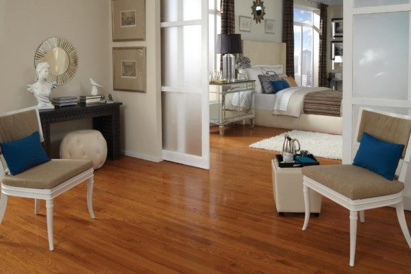 Classic Collection Butterscotch Room Hardwood Flooring