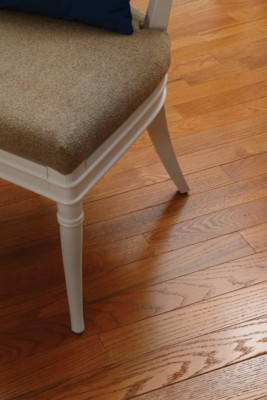 Classic Collection Butterscotch Room Detail Hardwood Flooring