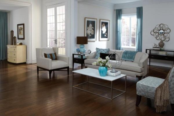 Classic Collection Mystic Room Hardwood Flooring