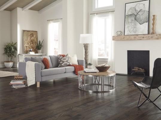 Specialty Oak Rustic Grey Hardwood Flooring