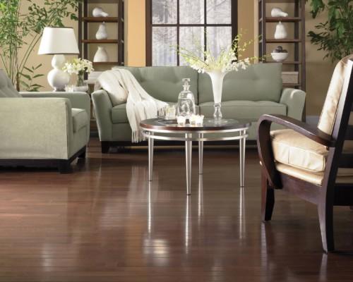 CC Metro Brown Hardwood Flooring