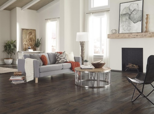 Somerset Hardwood Floors - Specialty Oak - Rustic Grey